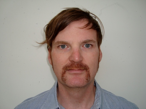Day 21 of the Moustache Project.
